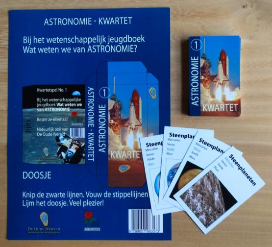 Astronomie kwartet