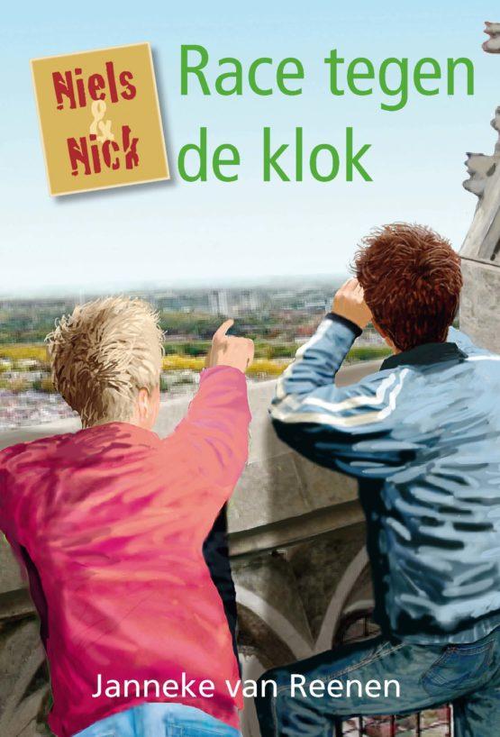 Niels en Nick Race tegen de klok