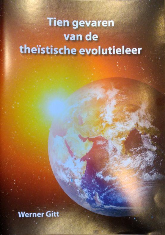 Tien gevaren van de theïstische evolutieleer