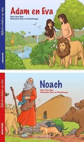 Bijbelverhalen op rijm - adam en eva en noach